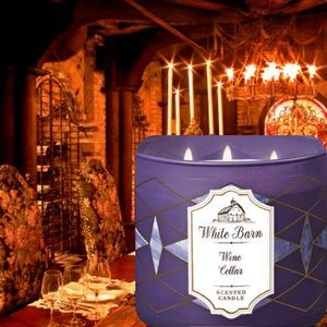 NEW Wine Cellar Candle